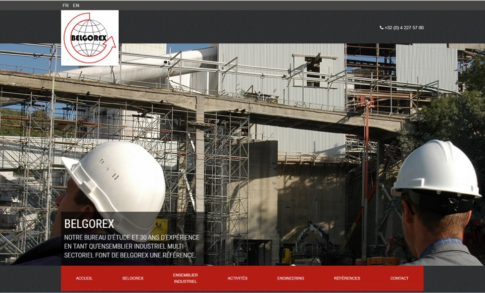 Belgorex - site catalogue